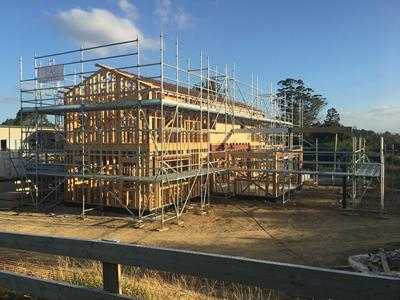 Scaffold Project, New Zealand