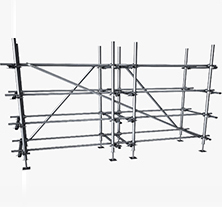 Scaffold Tube & Clamp System