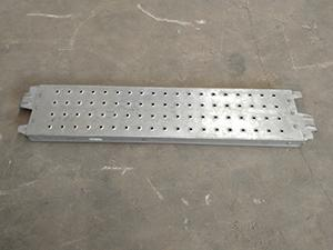 Scaffold Low Profile Steel Plank