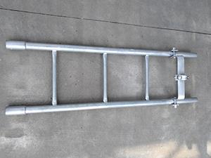 Scaffolding Cuplock Ladder and Ladder Bracket
