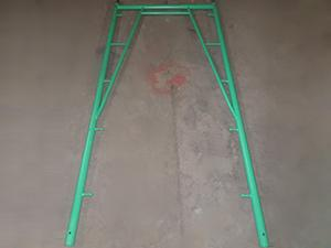 Scaffolding Snap-on Ladder Frame