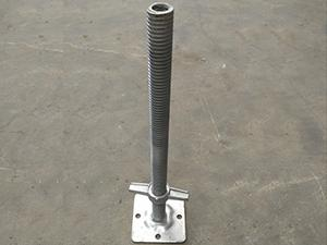 Scaffold Modular Adjustable Base Jack